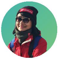 姚松乔- 野声地球教育创始人、资深南极专家