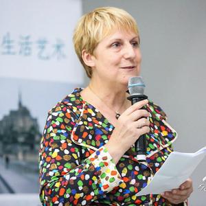 Catherine Oden- 法国旅游发展署驻中国负责人
