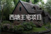 西塘王宅项目