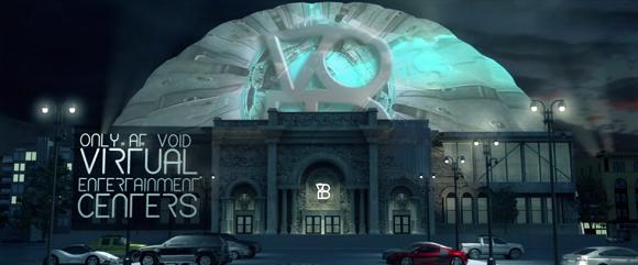 未来娱乐前行的方向:虚拟现实主题公园