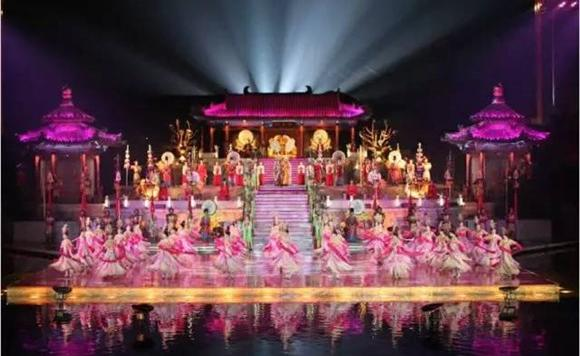 從實景舞劇《長恨歌》看旅游與藝術的完美融合