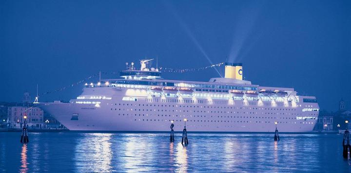 世界级邮轮母港太子湾将于9月在深圳建成,可停靠22万吨级邮轮