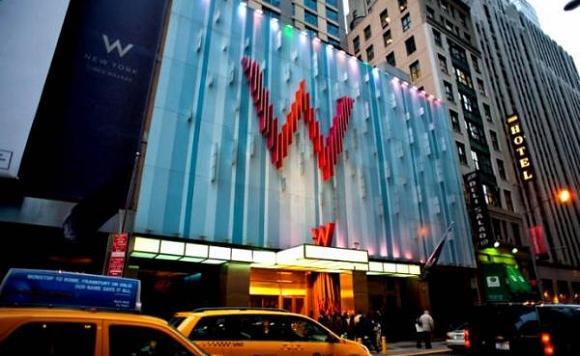 三大中企760亿竞买喜达屋酒店,或成中企在美国最大收购案