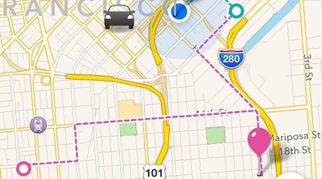 Lyft收购即时通信应用Leo,以改进定位功能,继续追赶Uber
