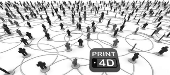4D打印时代的商业场景:社群+众筹+共享