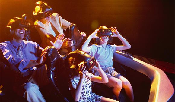 做F1直播营销,快看看虚拟现实吧!
