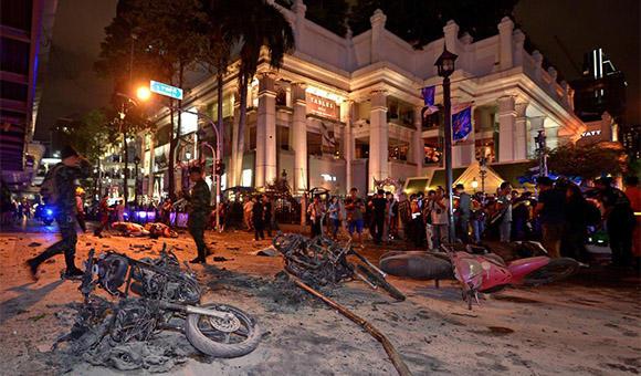 泰国曼谷爆炸 旅游业界反馈汇总