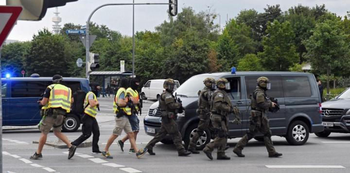 慕尼黑发生枪击事件,中国驻德使馆、国内旅游企业提醒中国公民重视德国安全形势新变化