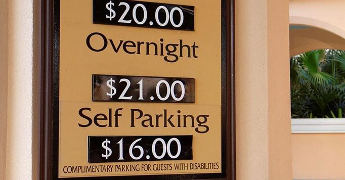 酒店的价格表还有存在的必要吗?