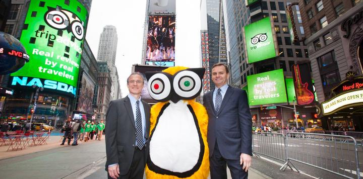 TripAdvisor公布财报,2015年营收达14.92亿美元 增20%