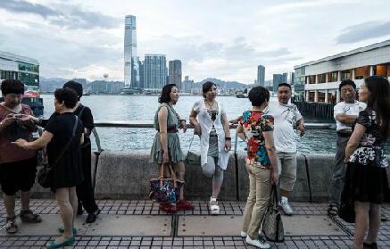 香港涉打死游客珠宝店被指专宰内地人:不买别走