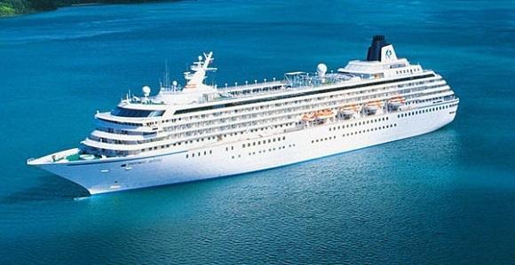 中国首艘豪华邮轮海娜号停运 ,海航邮轮战略生变