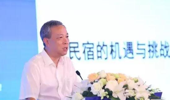 中国旅游协会副会长张润钢:中国民宿的机遇与挑战