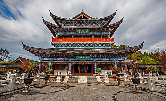 执惠旅游5A景区案例研究之丽江