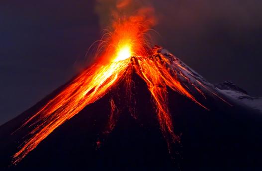 印尼火山爆发,驴妈妈启动多套应急预案