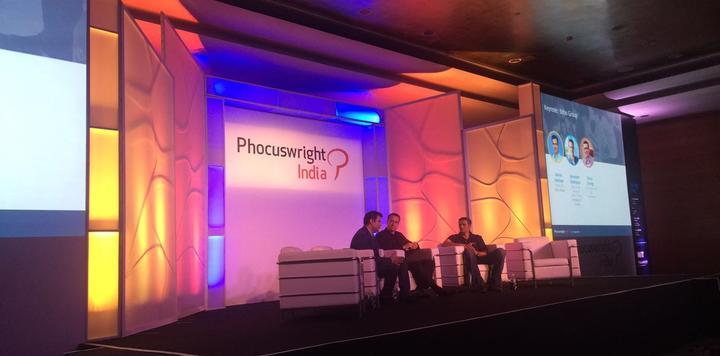 Phocuswright大会在印度古尔冈召开,执惠受邀报道,三大看点值得期待