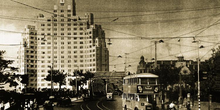 上海大厦:穿越1934年的外滩传奇