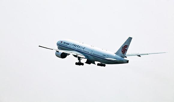 中国航企在国际市场实现巨幅增长