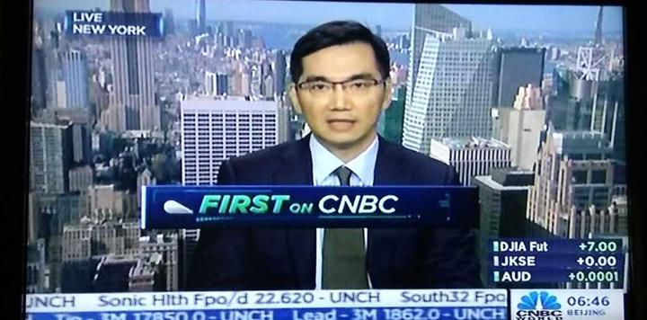 途牛CFO楊嘉宏接受CNBC采訪:發力機酒,為用戶提供更多選擇