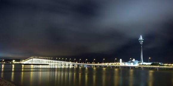 丝路上的新澳门,一个世界休闲旅游中心的崛起