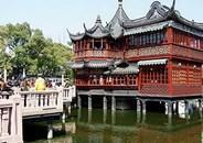 豫园:老上海的一抹剪影