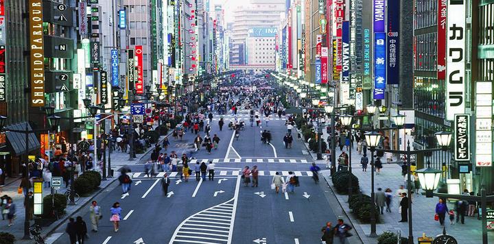 中国游客日本爆买时代结【bundle】?上季人均消费降22.9%