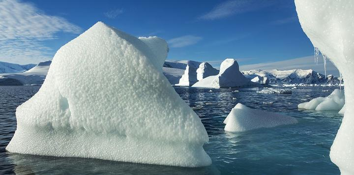"""中国富豪正奔向南极洲做""""超级旅行者"""""""