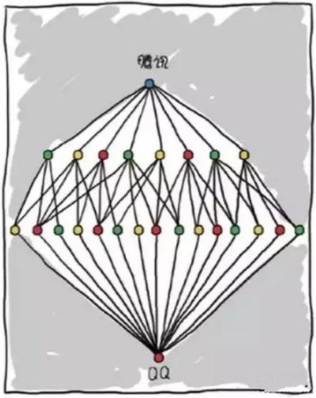 新浪公司组织结构图一览